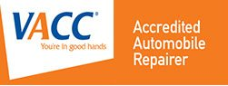 Contact - image vacc-accredited-auto-repairer-logo on https://aatyresandauto.com.au